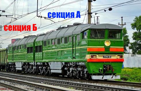 Локомотив 2ТЭ116