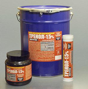 Смазка «ТРЕНОЛ-1,5%»